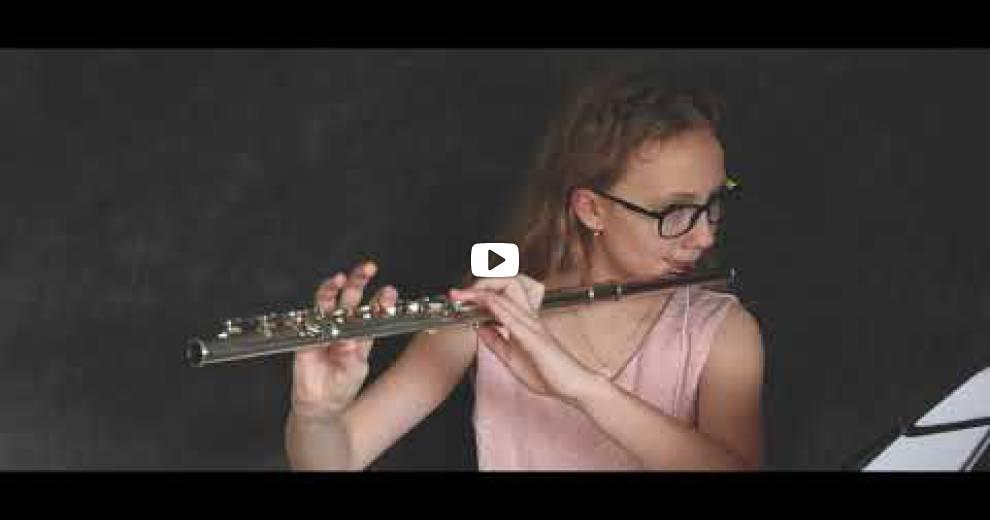 Pololetní on-line koncert - D. Hellbach - Happy Go Lucky - Adélka Suková