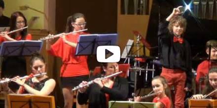 Vánoční koncert souboru Jesflet