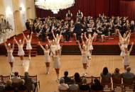 Koncert DOM ZUŠ Jeseník a Crazy girls na závěr Týdne Vincenze Priessnitze