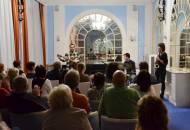 Jazzové trio (Szabó, Turcerová, Maceček) - Koncert v Priessnitzových léčebných lázních
