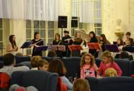 Novoroční koncert Jesfletu (foto Marta Žáková)