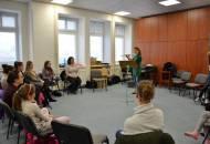 Workshop flétnistky Kristýny Landove na ZUŠ Jeseník