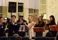 Novoroční koncert Jesfletu (foto Filip Svoboda)