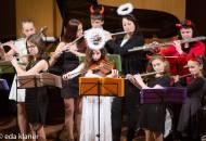 Mikulášský koncert souboru Jesflet