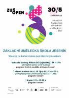 ZUŠ OPEN - celostátní happening základních uměleckých škol
