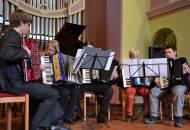 Žákovský koncert v Kapli 10.4.2014