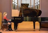 Školní kolo soutěže ve hře na klavír 18.2.2014