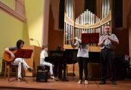 Koncert žáků 27.2.2014