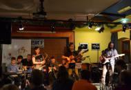 Jazzový večer v Blues clubu 23. listopadu 2013