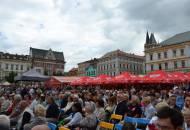 14. 6. 2014 - DOM - 51. Kmochův Kolín - koncert na náměstí, monstrkoncert
