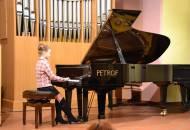 Okresní kolo soutěže ve hře na klavír