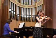 Žákovský koncert 20.3.2014