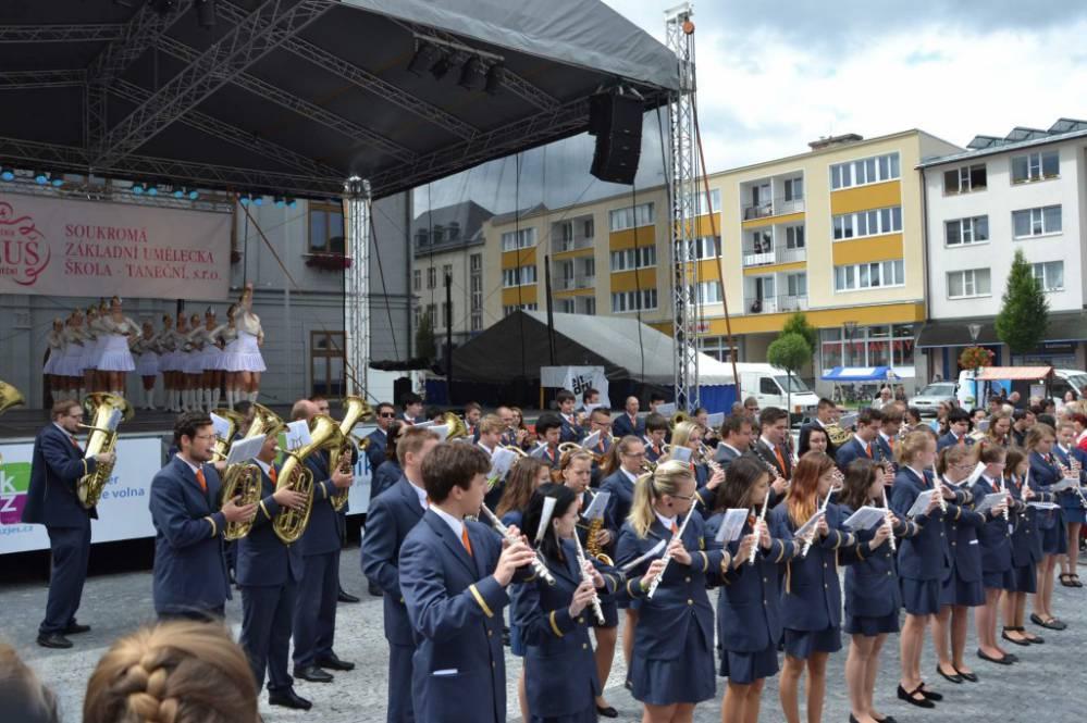 21. 6. 2014 - DOM - 20. výročí Soukromé ZUŠ taneční