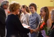24. 6. 2014 - ZUŠ - Předávání absolventských vysvědčení