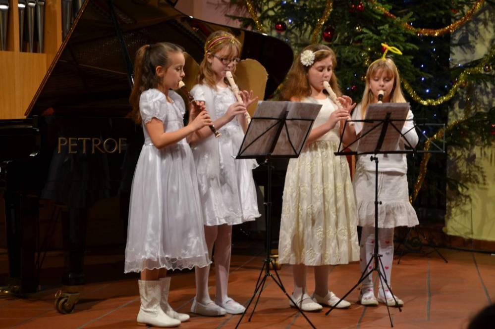 Vánoční koncert 18. 12. 2014