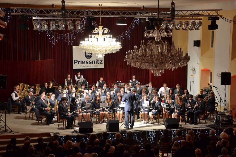 Vánoční koncert DOM 23.12.2014