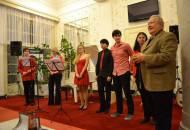 Novoroční koncert v Hotelu Priessnitz