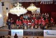 Koncert KOJ a pěveckého sboru Zvonky vlázních 13. března 2015