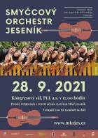 Svatováclavské slavnosti - Koncert Smyčcového orchestru Jeseník