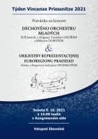 Koncert DOM ZUŠ Jeseník - Týden V. Priessnitze