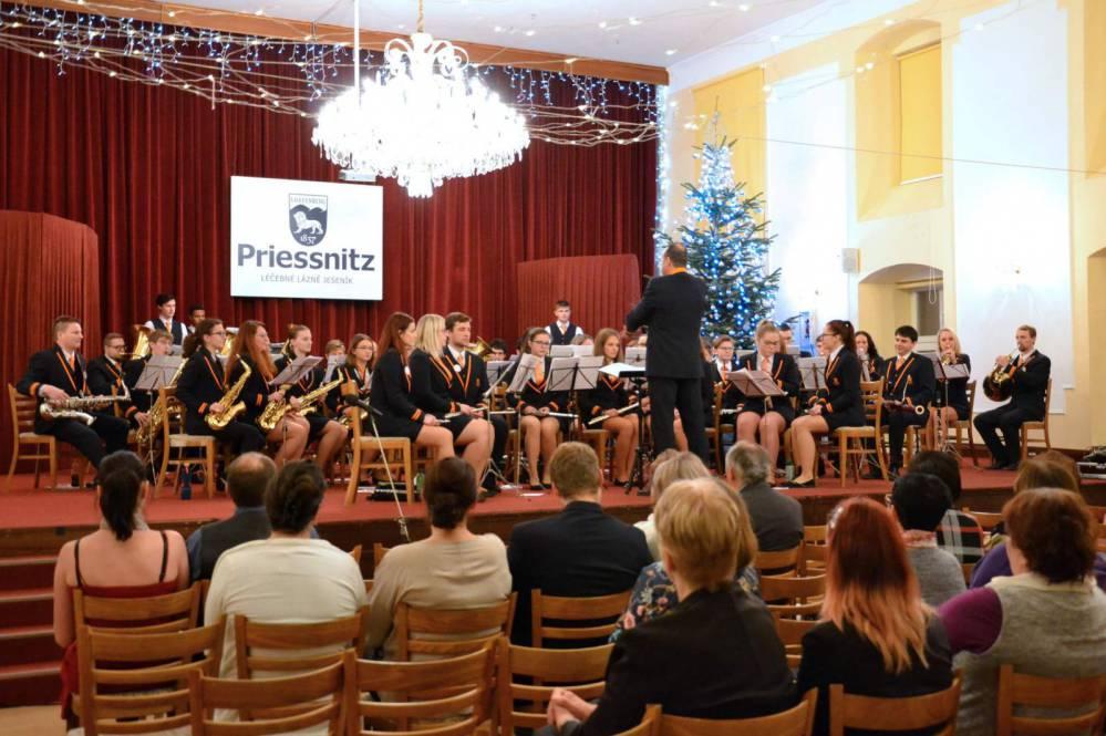 Vánoční koncert DOM ZUŠ Jeseník