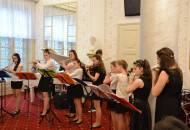 Koncert flétnového souboru Jesflet