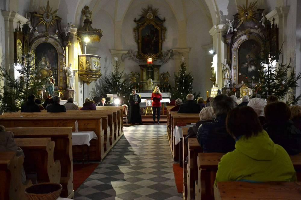 Vánoční koncert - Vápenná