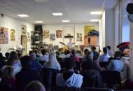 Koncert žáků bicího oddělení