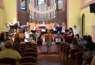 6. Absolventský koncert ZUŠ Jeseník