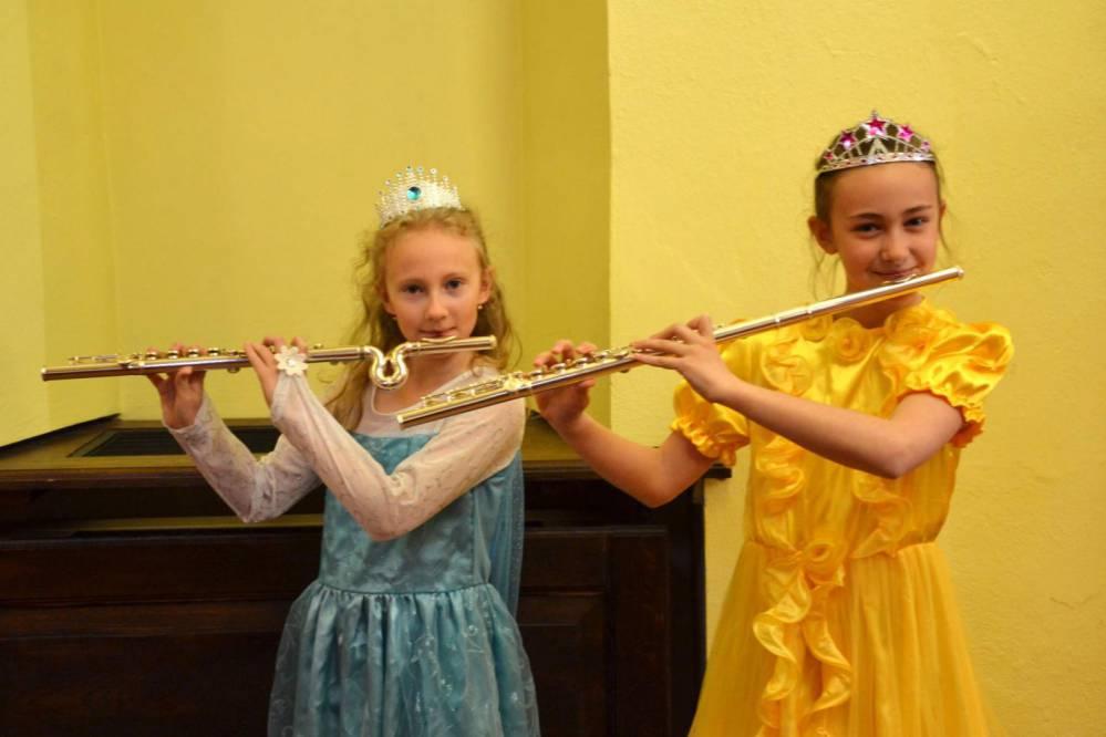 Výchovný koncert pro mateřské školy