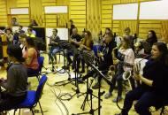 DOM ZUŠ Jeseník - nahrávání CD ve studiu TONSTON