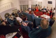 Koncert Jesfletu se zpěvačkou Karolínou Furmánkovou