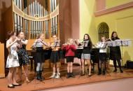 Koncert žáků ze třídy Mgr. Dana Macečkové