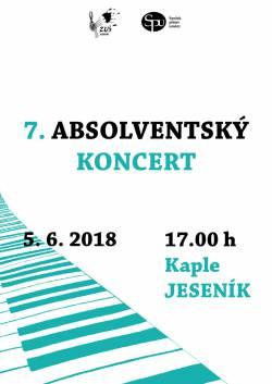 7. Absolventský koncert