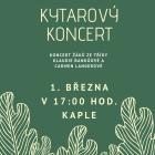 Koncert žáků ze třídy K. Bankóové a C. Langerové