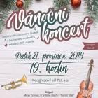 Vánoční koncert SOJ a DOM ZUŠ Jeseník