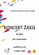 Koncert žáků ze třídy BcA. Daniela Botha