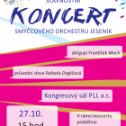 Slavnostní koncert Smyčcového orchestru Jeseník