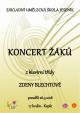 Koncert žáků z klavírní třídy Zdeny Blechtové