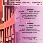 XII. ročník Varhanního festivalu v Jeseníku 2018